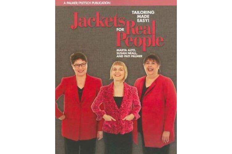 Jackets for Real People - Tailoring Made Easy