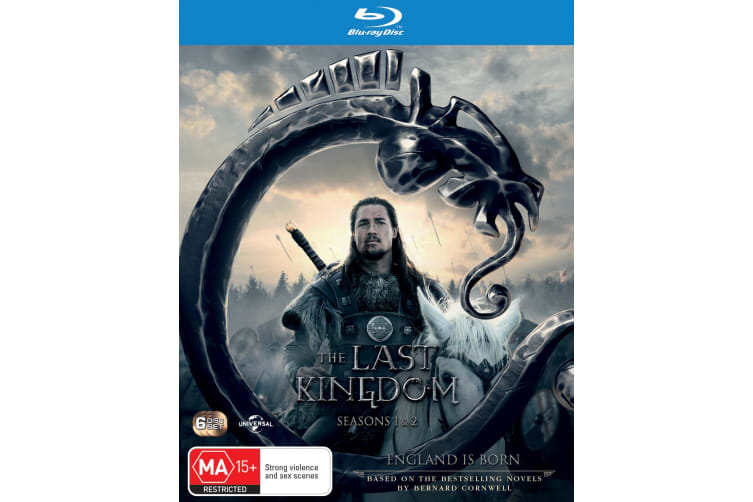 The Last Kingdom Seasons 1 & 2 Blu-ray Region B