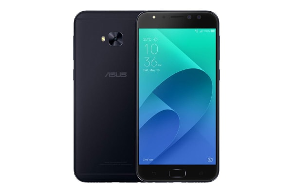 dick smith asus zenfone 4 selfie pro zd552kl 64gb black android phones. Black Bedroom Furniture Sets. Home Design Ideas