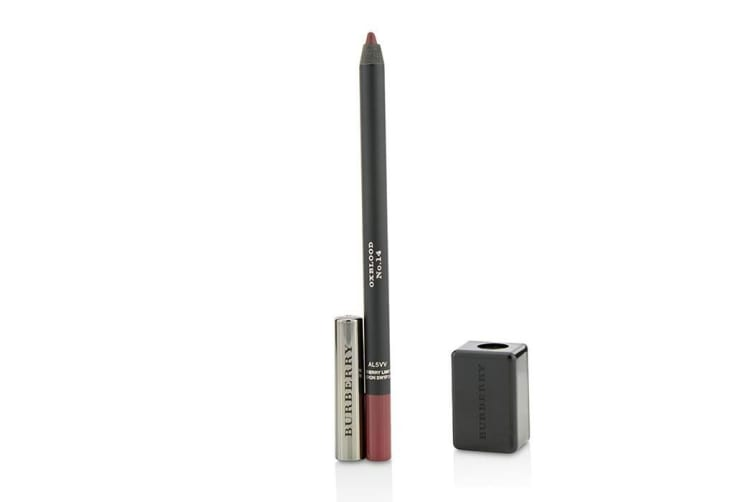 Burberry Lip Definer Lip Shaping Pencil With Sharpener - # No. 14 Oxblood 1.3g