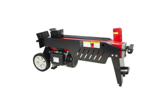 Log Splitter Electric Yukon 7 Ton with Side Protectors Axe Wood Cutter