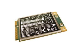OEM Ericsson F5521gw Wireless 3G WCDMA HSPA WWAN GPS Mini PCIE Card for HP 632155-001 / Exlease