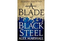 A Blade of Black Steel - Book Two of the Crimson Empire