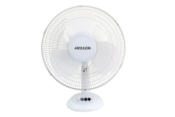 Heller 30cm Desk Fan (HHDF30S)