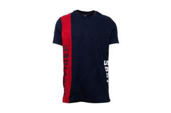 Tommy Hilfiger Men's Modern Essentials 1985 T-Shirt (Dark Navy)