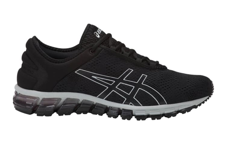 ASICS Men's Gel-Quantum 180 3 Running Running Shoe (Black/Black, Size 8.5)