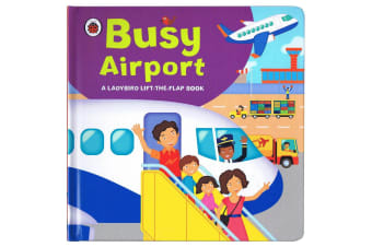 Busy Airport, by Ladybird