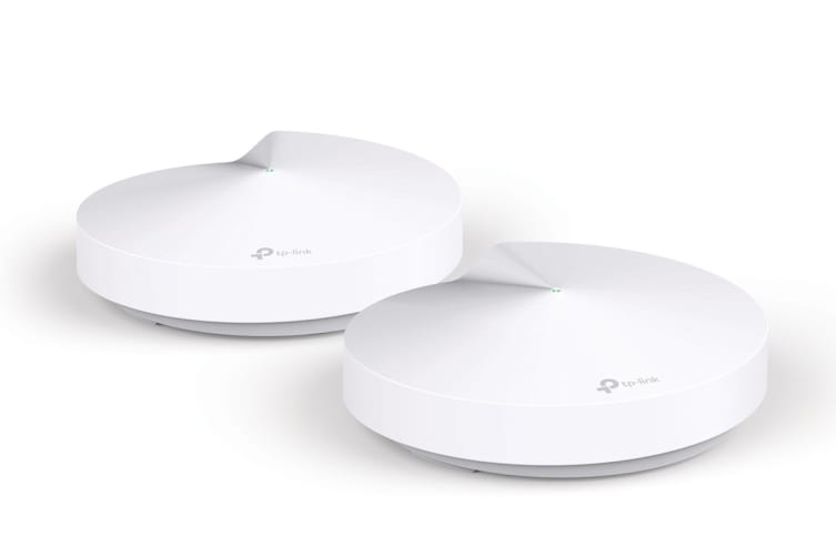 2- Pack TP-Link AC1300 Whole Home Wi-Fi System (Deco M5 2 PACK)