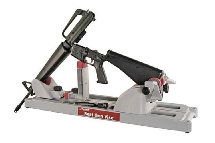 Tipton Gun Vise Cleaning Gunsmith Station #t-bvise
