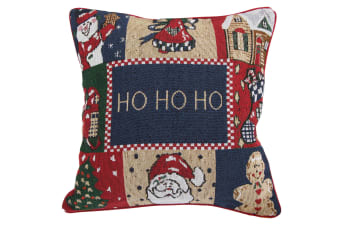 The Festive Collection By Emma Barclay Cushion Cover (Ho Ho Ho)