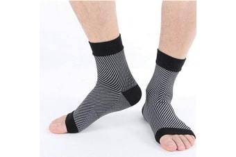 Plantar Fasciitis Socks with Arch Support L/XL