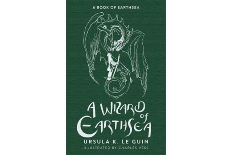 A Wizard of Earthsea - The First Book of Earthsea