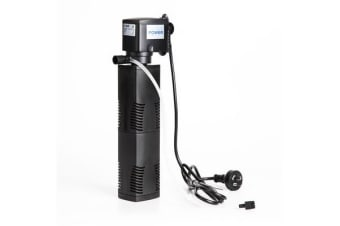 Aquarium Submersible Filter Pump 1200L/H