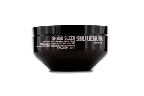 Shu Uemura Shusu Sleek Smoothing Treatment Masque (For Unruly Hair) (200ml/6oz)