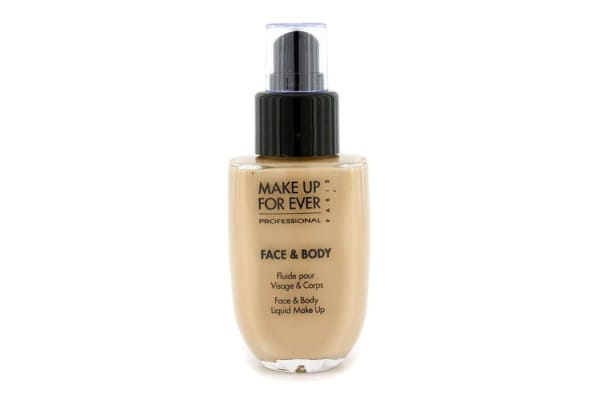 Make Up For Ever Face & Body Liquid Make Up - #32 (Alabaster Beige) (50ml/1.69oz)