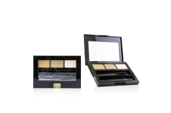 Maybelline Brow Drama Pro Palette Duo Pack - # 250 blonde 2x2.8g/0.1oz