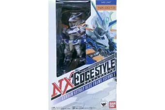 Bandai Mobile Suit Gundam - Nxedge Style - MS Unit - Gundam Astray Blue Frame Second L - Completed