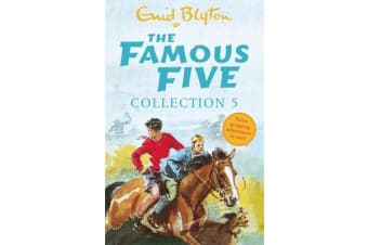 The Famous Five Collection 5 - Books 13-15