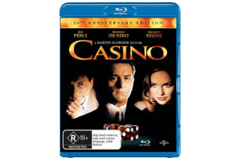 Casino Blu-ray Region B