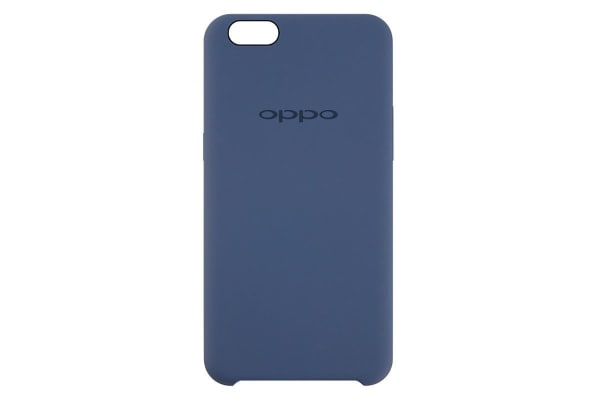 OPPO Protective Shell TPE Back Cover for R9s - Blue