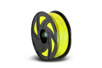 3D Printer Filament PLA 1.75mm 1kg/Roll Accuracy +/- 0.02mm Spool - Yellow