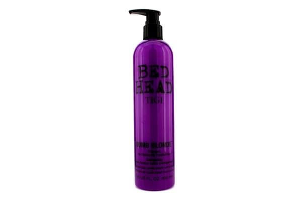 Tigi Bed Head Dumb Blonde Shampoo (For Chemically Treated Hair) (400ml/13.5oz)