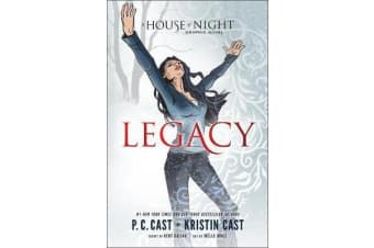 Legacy: A House Of Night Graphic Novel - Anniversary Edition