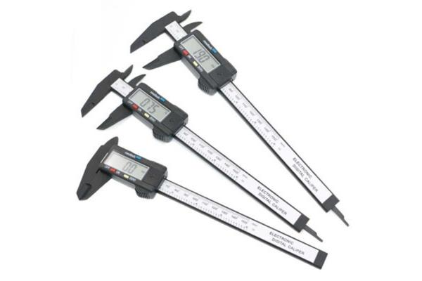 Calipers 150mm 6'inch LCD Digital display