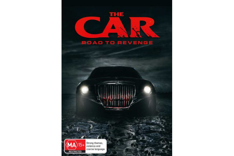 The Car Road to Revenge DVD Region 4