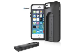 Iluv Selfy Case Selfie Wireless Bluetooth Remote Camera Shutter For Iphone 5S 5