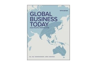 Global Business Today - Asia-Pacific Perspective (Pack-includes Connect)