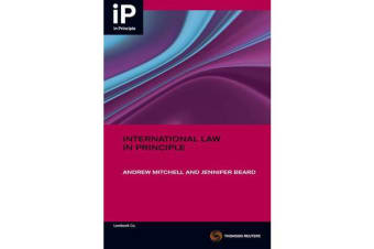 International Law - In Principle