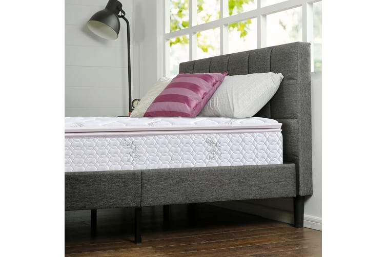 DreamZ Gel Infused Spring Foam Bed Mattress in Double Size