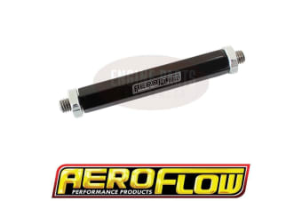 """Aeroflow Cable End 6"""" Extension 2 Nuts 30mm Stud"""