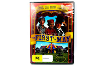 The First of May -Family Region 4 Rare- Aus Stock DVD NEW