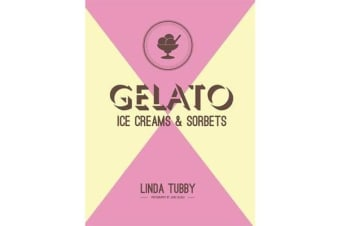 Gelato, ice creams and sorbets