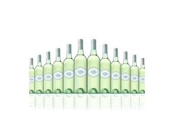 12 Bottles of 2018 The Elitist Pinot Grigio 750ML
