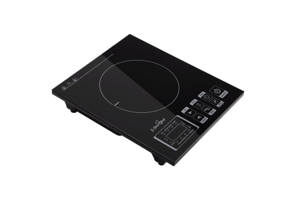 5 Star Chef Induction Cooktop with Digital Display Hotplate
