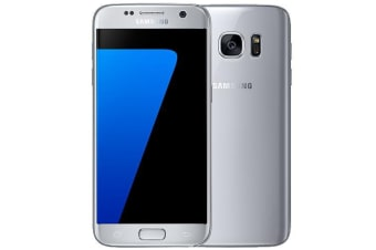 Used as Demo Samsung Galaxy S7 SM-G930F 32GB Silver (AU STOCK, AU MODEL, 100% Genuine)