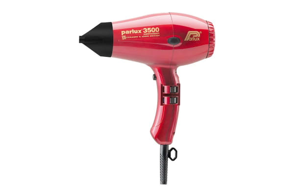 Parlux 3500 Ceramic & Ionic 2000W Hair Dryer - Red (150055)