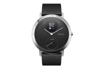 Nokia Steel HR 40mm (Black)