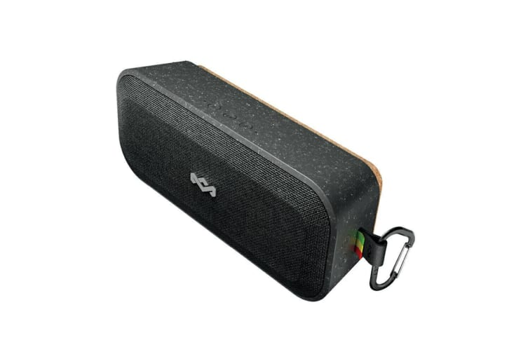 House of Marley No Bounds XL Portable Wireless Bluetooth Speaker w/ AUX In Black