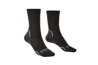 Bridgedale Hike Lightweight T2 Coolmax Womens Sock Mint