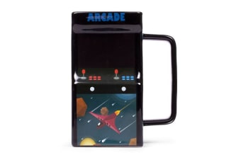thumbsUp Colour Changing Mug - Arcade