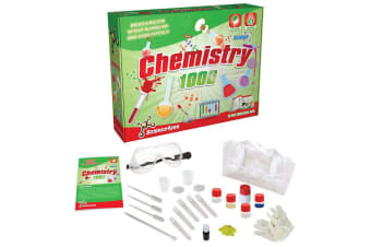 Science4you Chemistry Set 1000