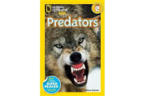 Nat Geo Readers Deadly Predators Lvl 2