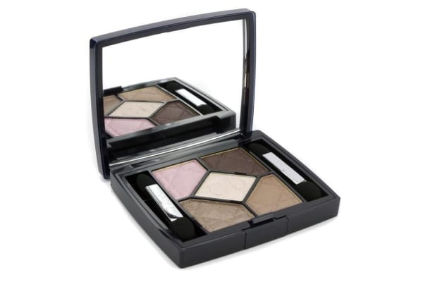 Christian Dior 5 Color Couture Colour Eyeshadow Palette - No. 754 Rosy Tan (6g/0.21oz)