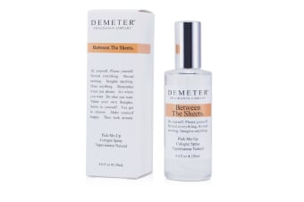 Demeter Between The Sheets Cologne Spray 120ml/4oz