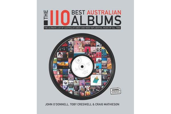 Image of 110 Best Australian Albums