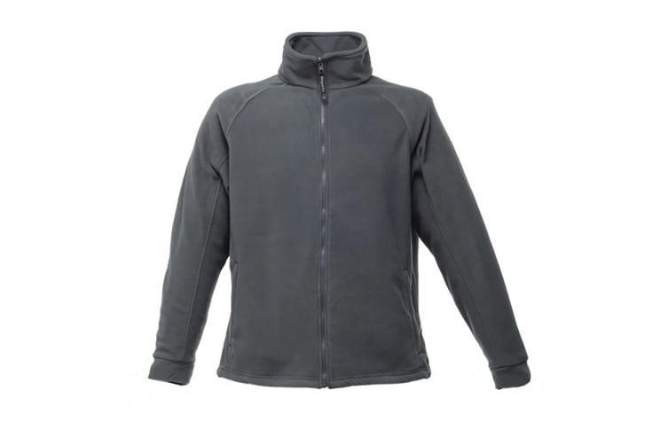 Regatta Mens Thor III Fleece Jacket (Seal Grey) (3XL)